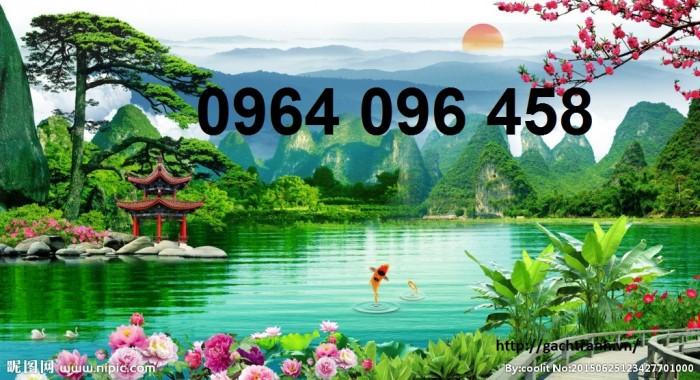 Tranh gạch 3d giá rẻ - XV452