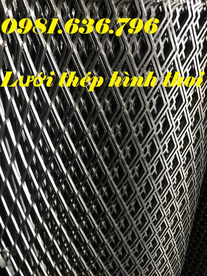Lưới thép hình thoi trang trí giá cả hợp lý nhất