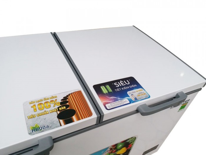Tủ đông mát Sumikura skf-400dt 400 lít dàn lạnh đồng