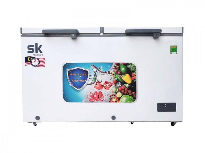 Tủ đông mát sumikura skf-300d 250 lít