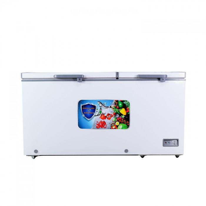 Tủ đông mát sumikura skf-400d 400 lít dàn lạnh đồng