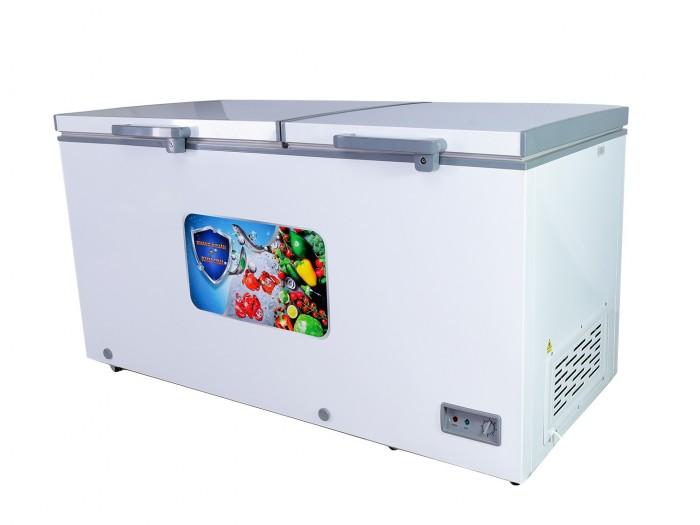 Tủ đông mát sumikura skf-600d 600 lít dàn lạnh đồng