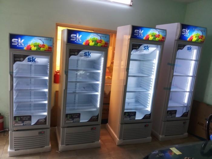 Tủ mát sk sumikura sksc-400fc 400 lít không đóng tuyết