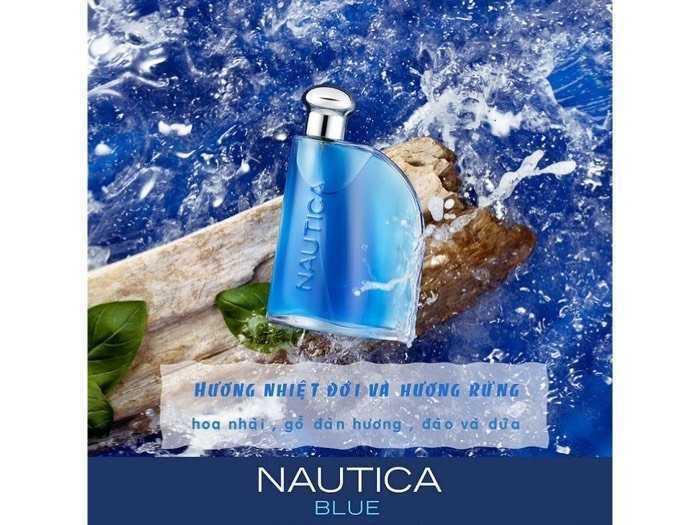 Nước hoa Nam Nautica Voyage - Nautica Heritage - Nautica Blue EDT 100ml , Us , nguyên seal.3
