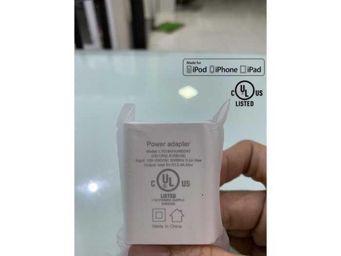 Ộ sạc cáp lightning Skarkk cho Iphone - Ipad - Ipod hàng US, an toàn như sạc ZIN.2