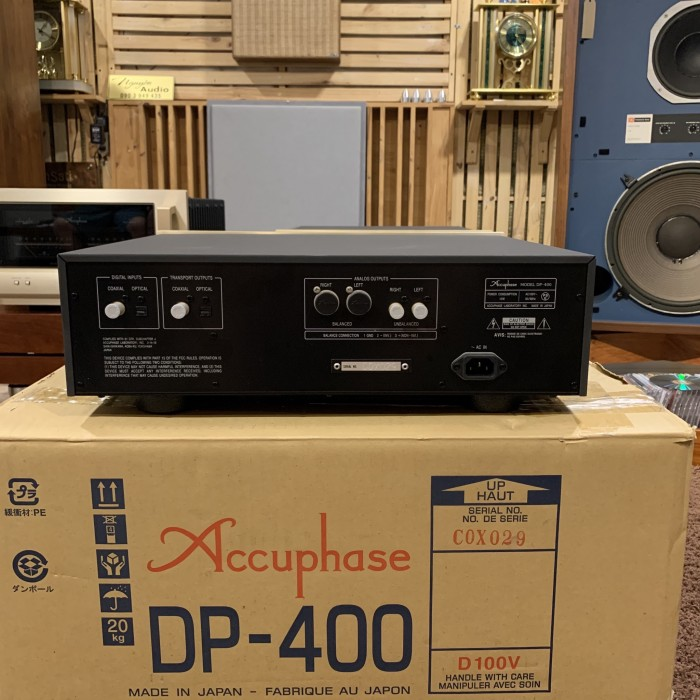 Mua Accuphase DP-400 Gọi 0903.94 94 35 Nguyễn audio Gò vấp