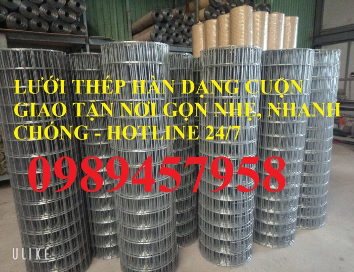 Sản xuất lưới thép tấm Phi 4, phi 5, phi 6, phi 8 lưới thép đổ sàn 200x2002