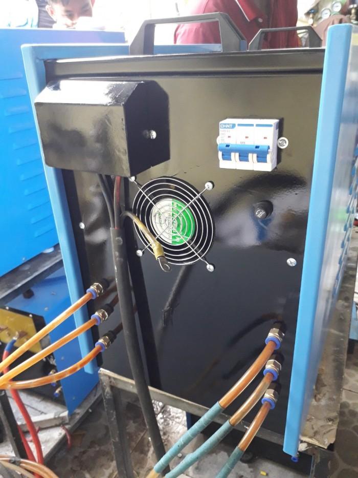 Máy nấu kim loại trung tần cao tần 20kva Phước Lộc3