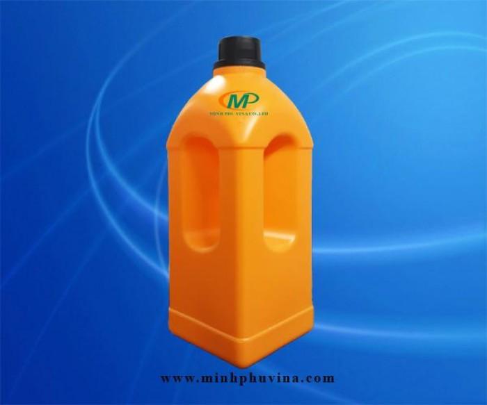 Chai nhựa HDPE chịu nhiệt10