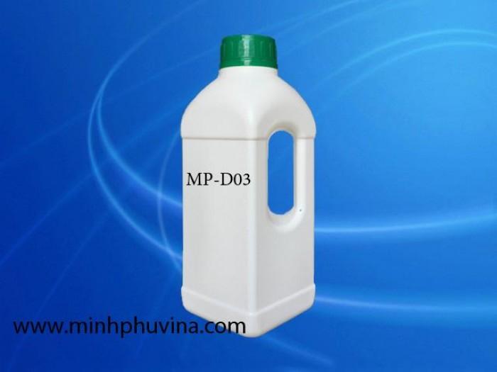 Chai nhựa HDPE chịu nhiệt9