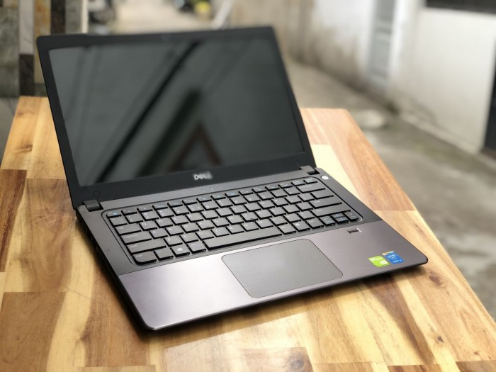 Laptop Dell Vostro V5470/ i3 Haswell/ 4G/ SSD128/ 14in/ Win10/ 14in/ Giá rẻ1