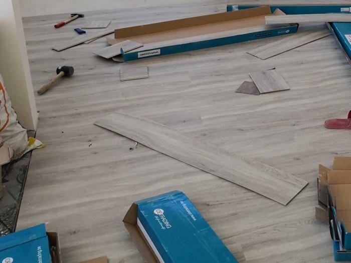 Sàn nhựa cao cấp IDÉ Flooring - Mã HP-8021