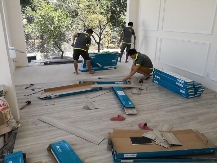 Sàn nhựa cao cấp IDÉ Flooring - Mã HP-8024