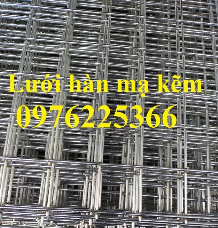 Lưới thép hàn mạ  kẽm D3a50x50 có sẵn giá rẻ2