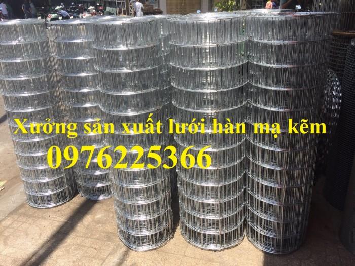 Lưới thép hàn mạ  kẽm D3a50x50 có sẵn giá rẻ3