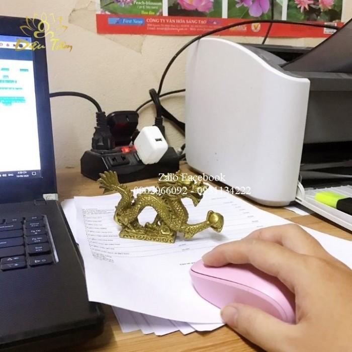 Tượng Rồng Đồng Phong Thuỷ3