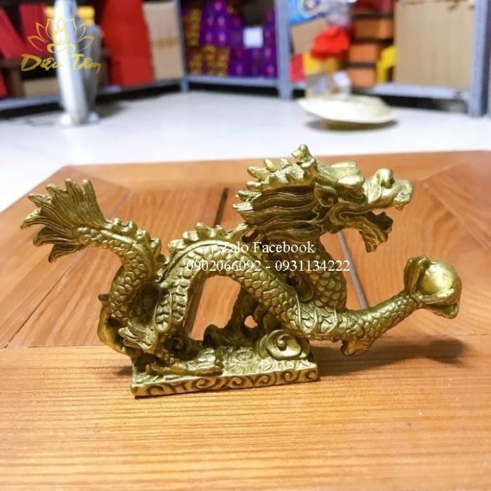 Tượng Rồng Đồng Phong Thuỷ2