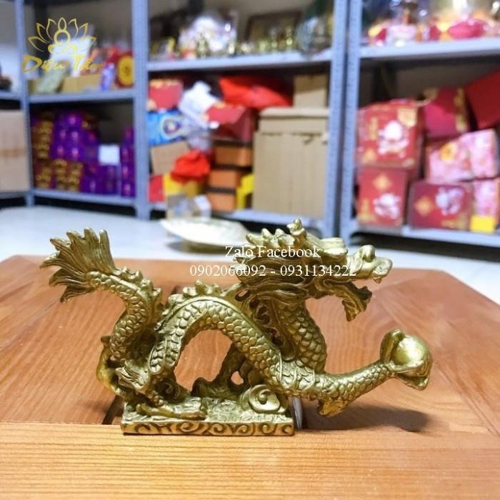 Tượng Rồng Đồng Phong Thuỷ5
