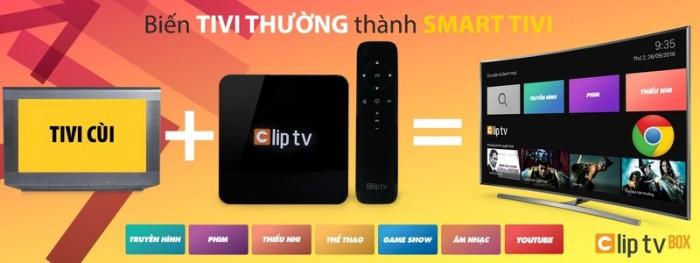 Android Clip TV Box - Hộp truyền hình internet. Clip TV Box Các kênh mở rộng truyền hình quốc tế Q.net, BBC Earth, Cartoon Network, WarnerTV, AXN, Red by HBO, Cinema world, BBC World News, Bloomberg...