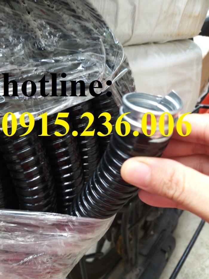 Ống lõi thép bọc nhựa PVC, ống ruột gà lõi thép, ống luồn dây điện4