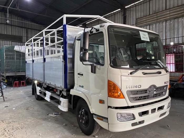 Xe tải HINO FC 6.5T thùng dài 6m71