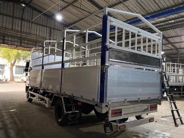 Xe tải HINO FC 6.5T thùng dài 6m73