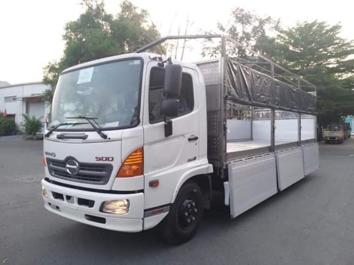 Xe tải HINO FC 6.5T thùng dài 6m74