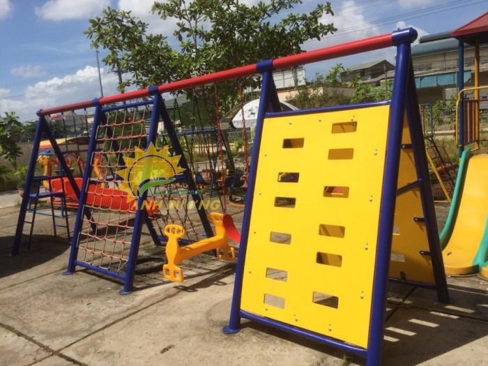Chuyên sản xuất xích đu trẻ em cho trường mầm non, công viên, khu vui chơi13