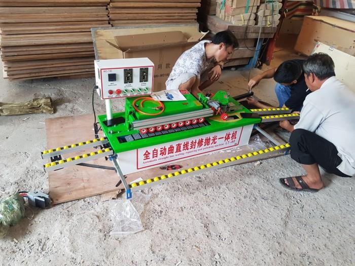 máy dán cạnh mini gỗ 5 chức năng bình dương5