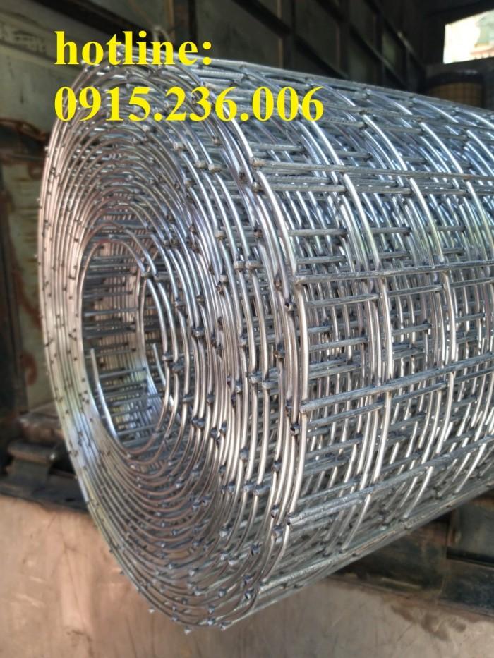 Lưới thép hàn, lưới thép hàn chập, lưới thép hàn ô vuông D3, D4, D5