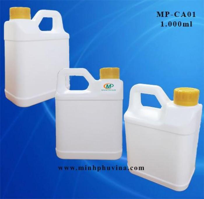 Can nhựa 1 lít, MP-CA010