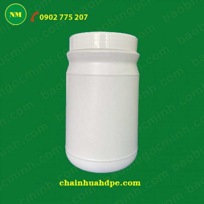 Hủ nhựa có ngấn 3