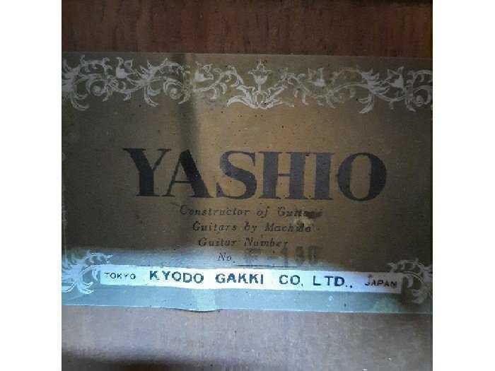 Đàn guitar Yashio thương hiệu củanhật0