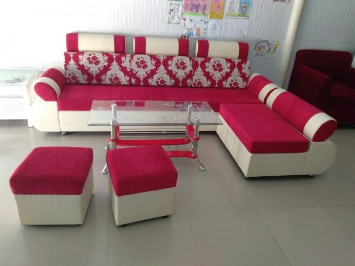 Ghế sofa tặng bàn0