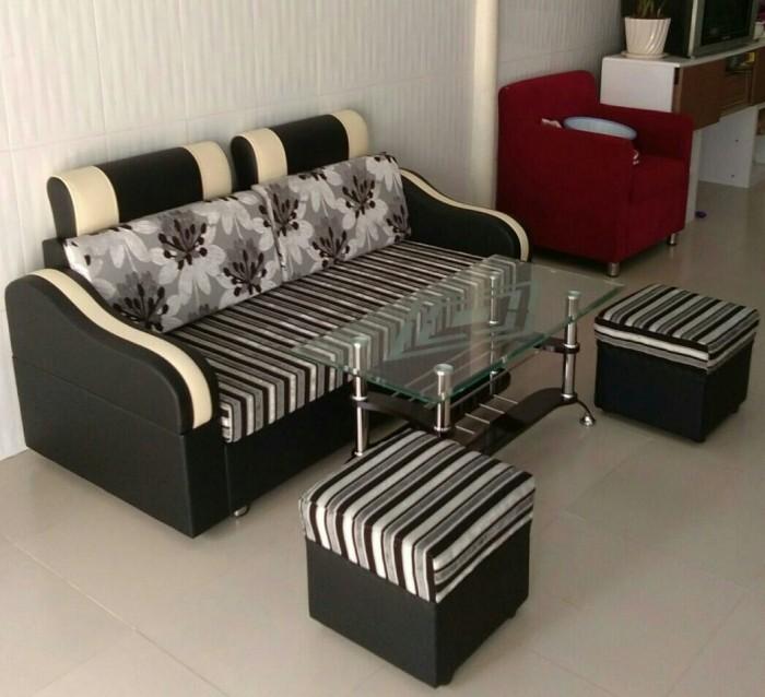 Bộ sofa  nhỏ xinh1
