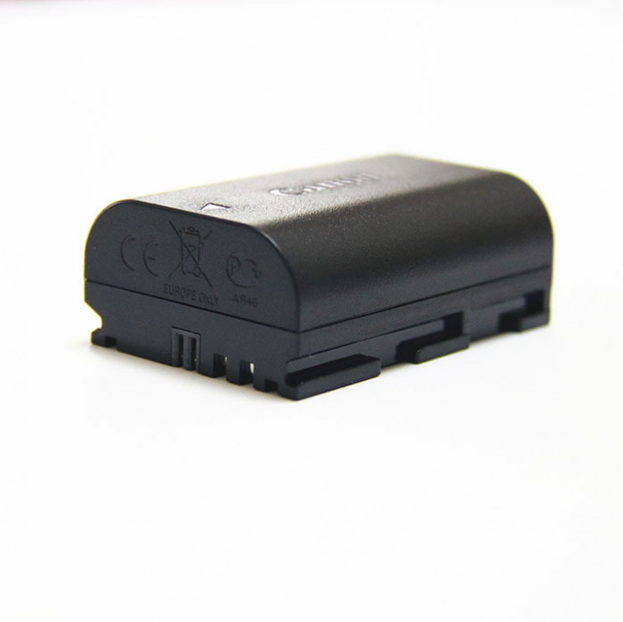 Pin máy ảnh LP-E6N cho 5D4 80D 5DSR 80D 5D3 7D 7D2 70D 6D SLR camera battery0