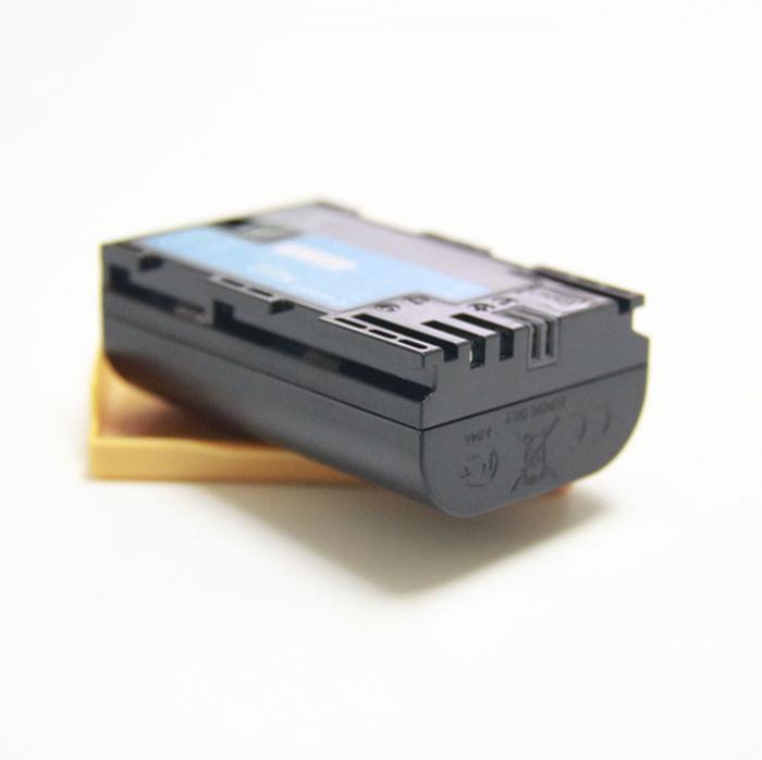 Pin máy ảnh LP-E6N cho 5D4 80D 5DSR 80D 5D3 7D 7D2 70D 6D SLR camera battery1