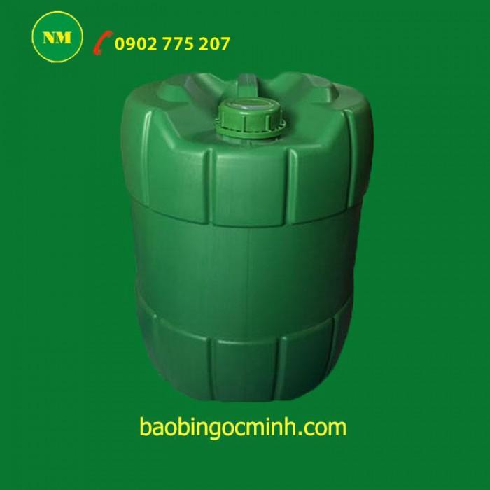 Can nhựa 5 lít 2 quai đựng hóa chất, cung cấp SLL giá rẻ5
