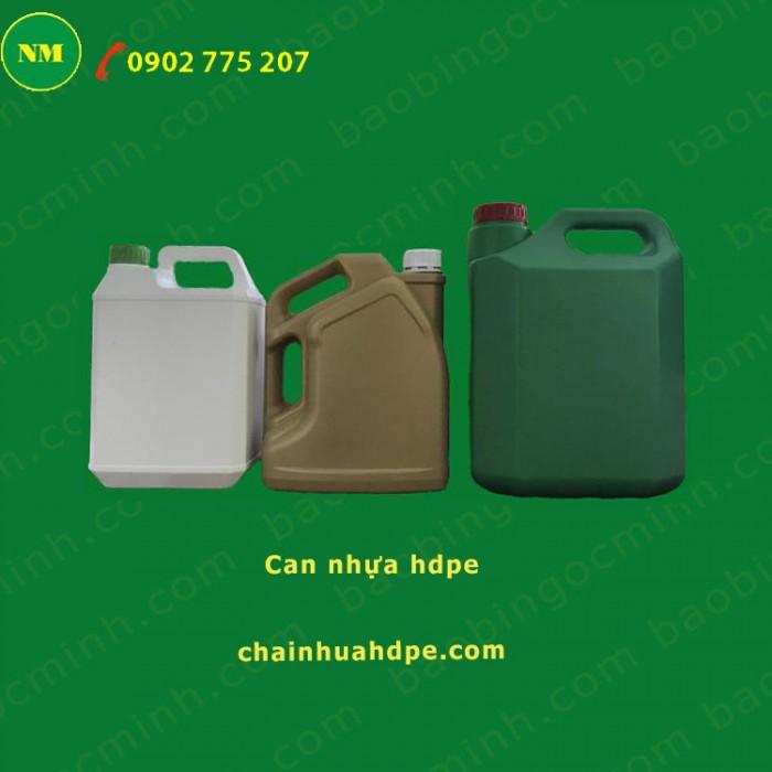Can nhựa 5 lít 2 quai đựng hóa chất, cung cấp SLL giá rẻ7