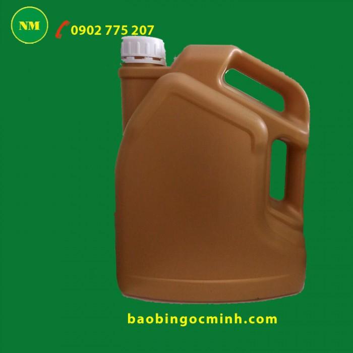 Can nhựa 5 lít 2 quai đựng hóa chất, cung cấp SLL giá rẻ8