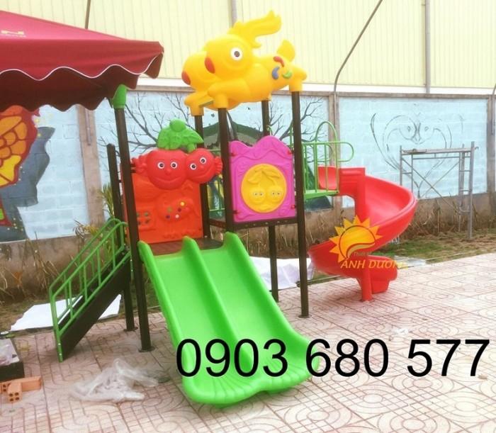 Cầu trượt liên hoàn trẻ em cho trường mầm non, công viên, nhà hàng, TTTM