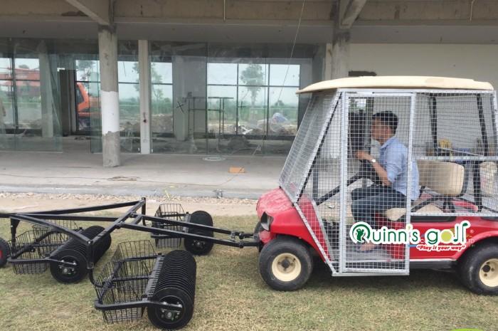 Xe Nhặt Banh Golf Ba Càng1
