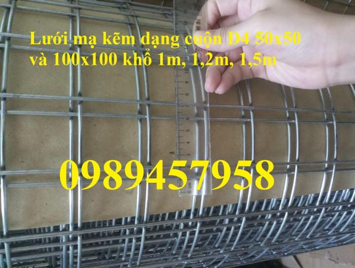 Lưới thép Phi 4 đổ sàn ô 200x200, Phi 5 ô 150x150, Phi 6 ô 200x200 có sẵn2