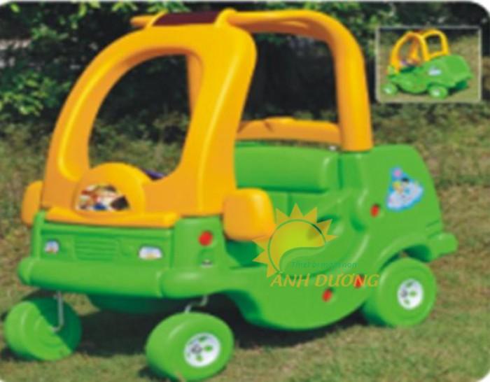 Chuyên cung cấp xe chòi chân ôtô cho trường mầm non, khu vui chơi, TTTM1