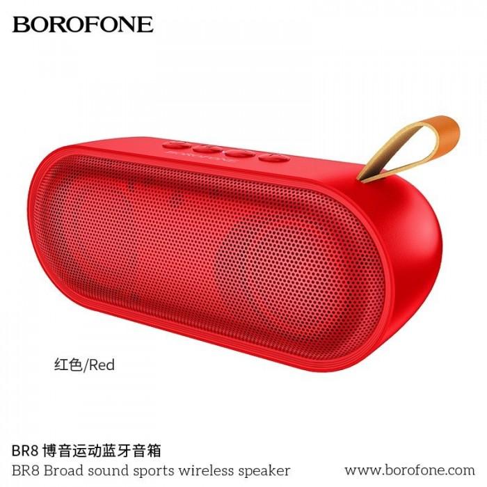 Loa bluetooth borofone BR8 nghe nhạc gọi điện FM hỗ trợ thẻ nhớ USB Âm T1
