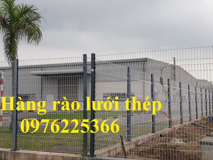 Lưới thép hàng rào bảo vệ