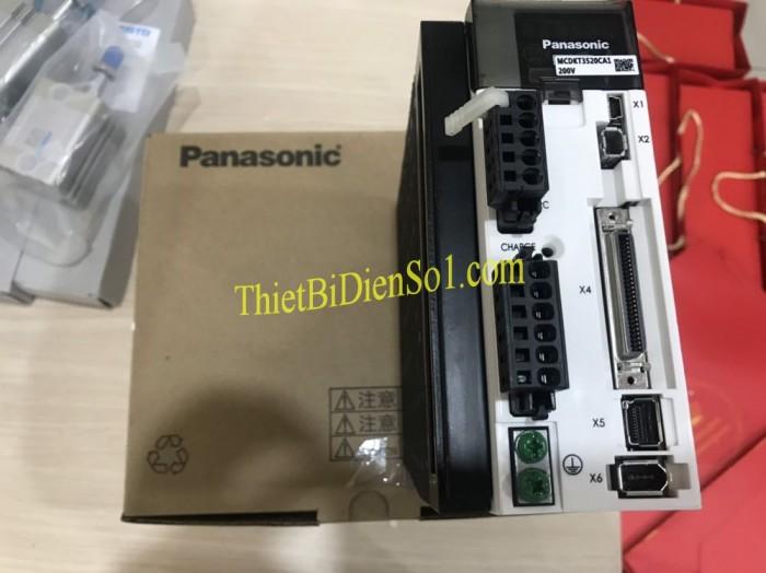 Bộ điều khiển servo Panasonic MCDKT3520CA12