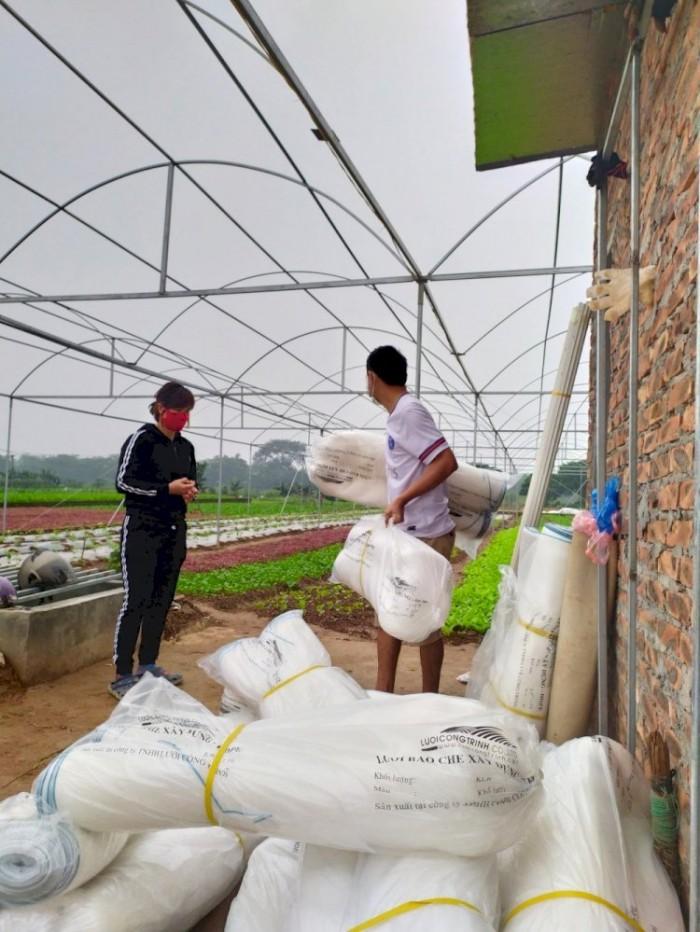 Lưới chắn công trùng trong nông nghiệp0