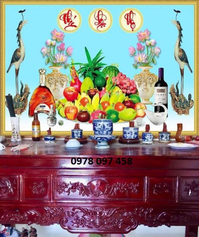 Gạch tranh phòng thờ Sài Gòn1