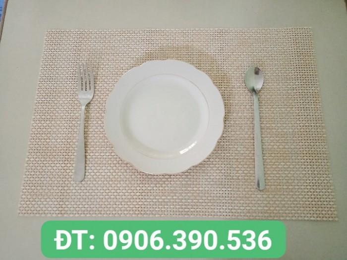 Tấm lót bàn ăn phong cách châu âu1